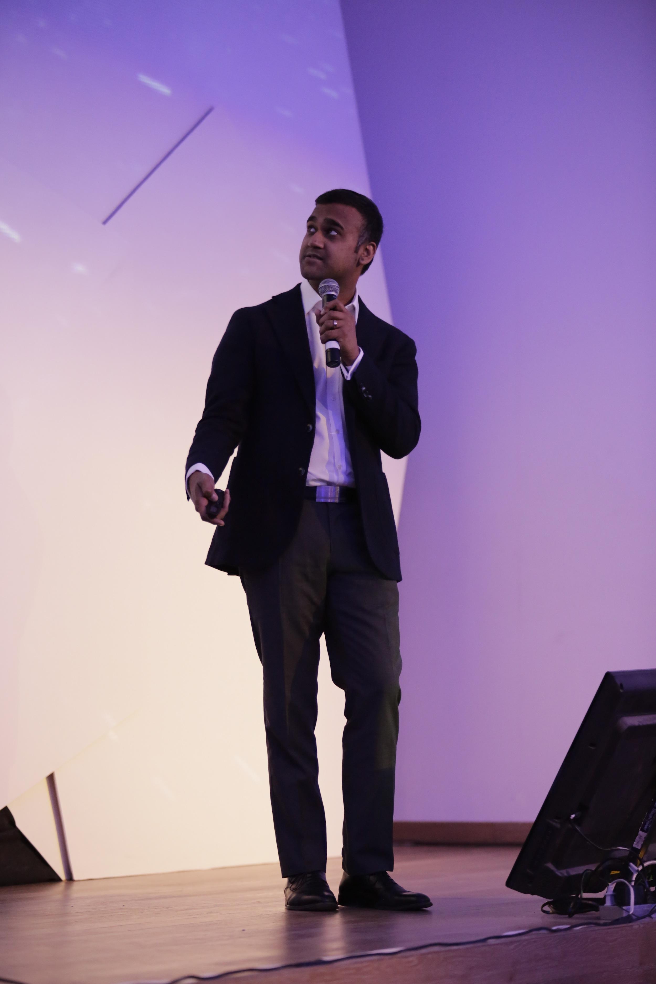 Aniq Rahman- President of Moat 1