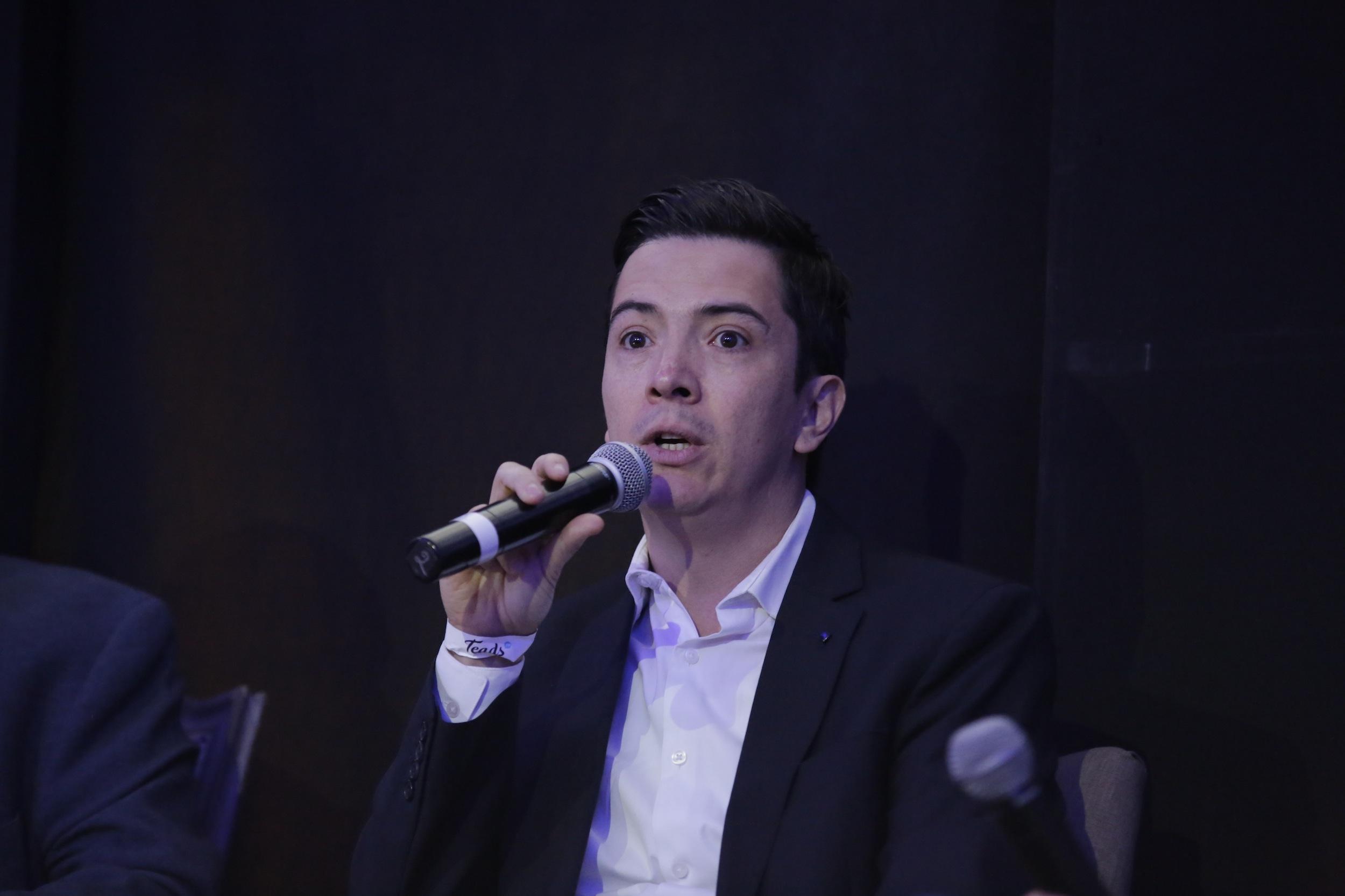 Francisco Nazift- Director de Estrategia e Innovación digital de El Universal 2