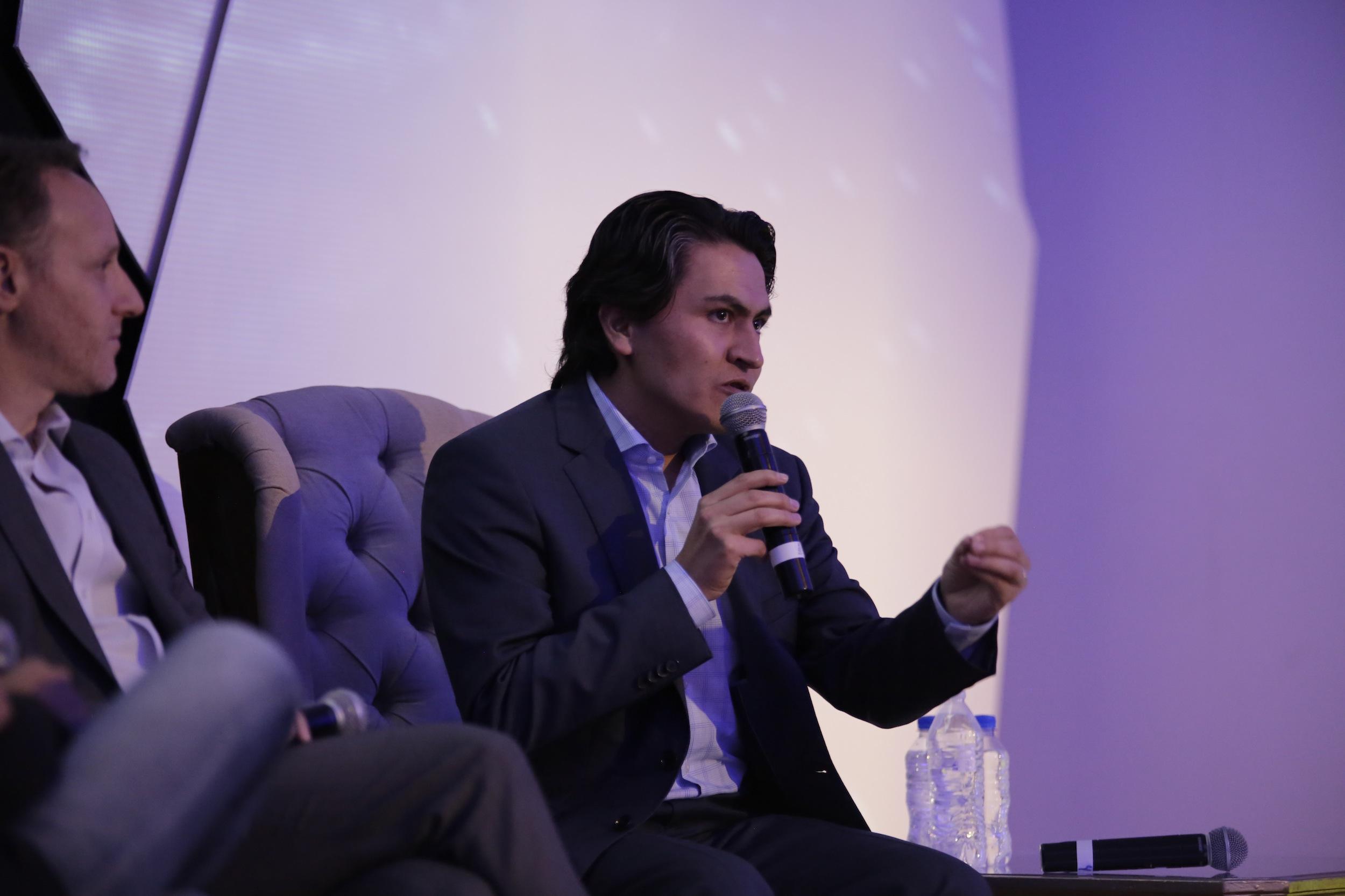 Omar Medina CEO de Plus Media