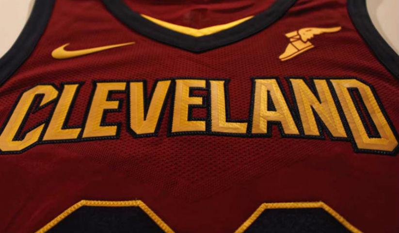 pecho orar Desde  Un vistazo a los espectaculares uniformes Nike de los Cavaliers de Cleveland