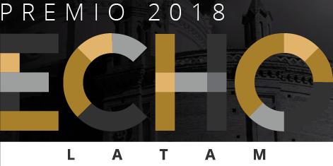 Enterate de los ganadores de los premios ECHO Latam 2018