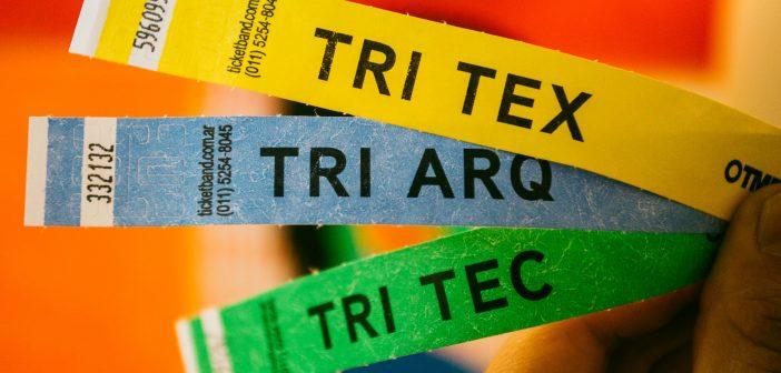 Asomate a la programación del TRImarchi Arquitectura, Textil y Tecnología & Diseño