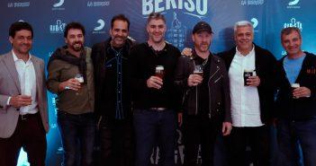 Nació la nueva cerveza de La Beriso creada por Rabieta