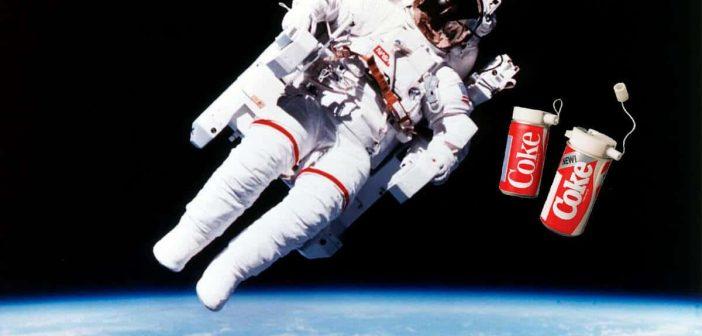Publicidad al infinito y más allá: La NASA estudia vender espacios publicitarios en sus misiones