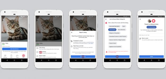 Facebook Marketplace celebra dos años con nuevas funciones de IA y más