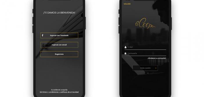 La Coope, la única app donde se compra sin dinero