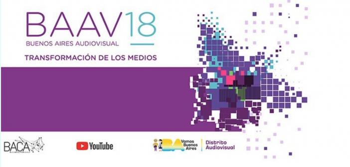 Se realizala primera edición de Buenos Aires Audiovisual