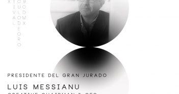 El mexicano Luis Miguel Messianu será presidente del Gran Jurado en el 29º Festival Círculo de Oro