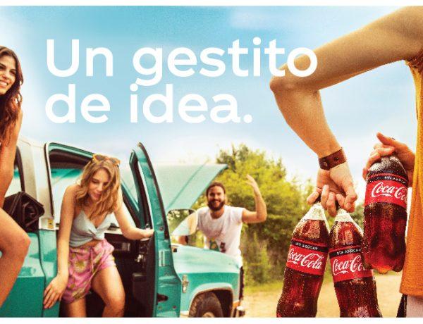 """Coca-Cola presenta """"frases"""" para recordar lo que nos une"""