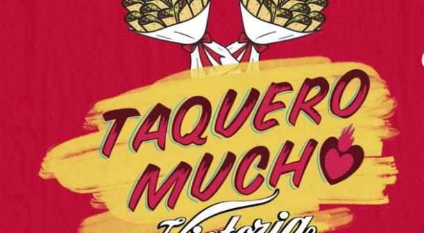 #TaqueroMucho, la declaración de guerra a las flores en este San Valentín
