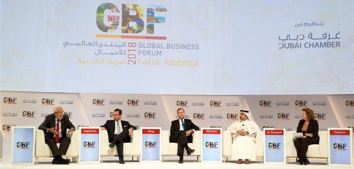 Líderes empresariales y gobierno se encuentran en la 3ª edición del Global Business Forum de América Latina