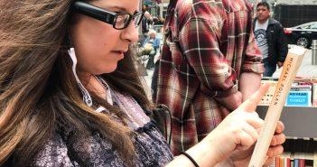 OrCam, un dispositivo innovador para que personas ciegas puedan leer en tiempo real