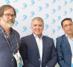 "Iván Duque en Cannes: ""Queremos que Colombia sea el Silicon Valley de la industria creativa en LATAM"""