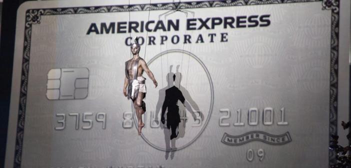 """El espectáculo """"The Corporate Platinum Card"""" de American Express premiado en los Global Eventex Awards"""