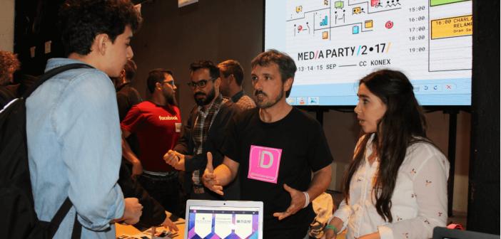 El Media Party 2019 se llevará a cabo en la Ciudad Cultural Konex