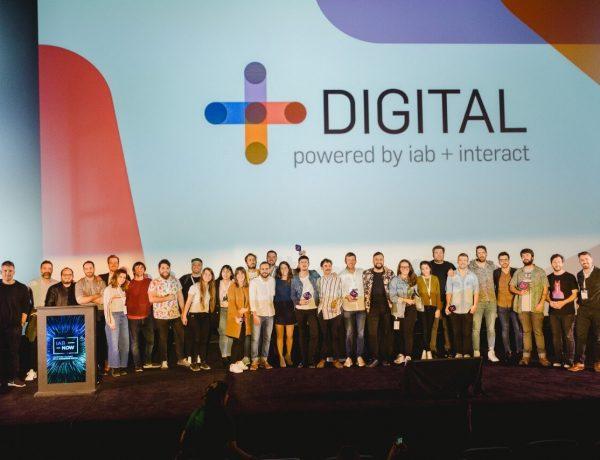 IAB Argentina e Interact entregaron el premio +DIGITAL
