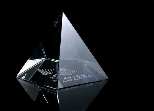 McCann nombrada Red del Año en los Premios Epica