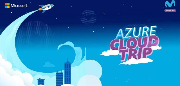 """Movistar Negocios y Microsoft presentan en Buenos Aires el """"Azure Cloud Trip"""""""