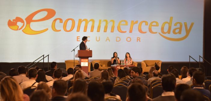 Todo listo para el eCommerce Day Ecuador