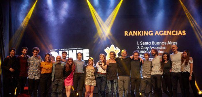 Diente 2019: Todos los ganadores de la gran noche de la creatividad