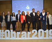Se celebró la décima edición de losPremios Obrar