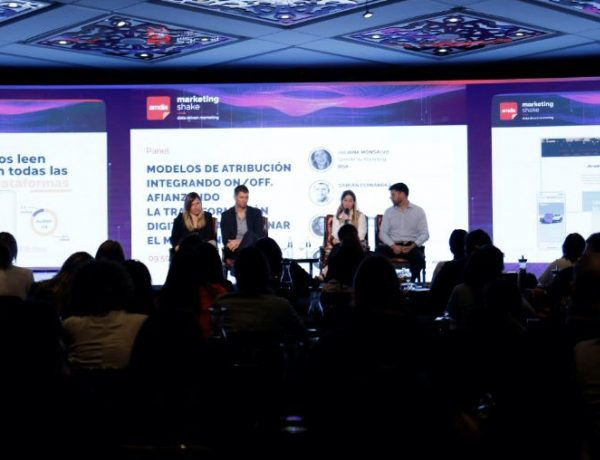 El nuevo paradigma del Data Driven en el Marketing Shake 2019