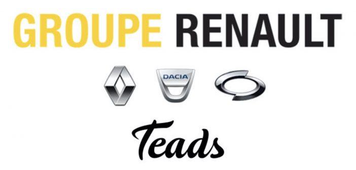 Teads firma un acuerdo global con el Grupo Renault