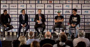 Presentaron el Argentina Open de tenis 2020 auspiciado por Banco Patagonia