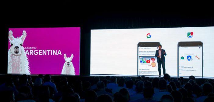 Google compartió las novedades de su impacto social y económico en Argentina