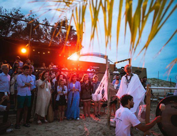 AMEX Beach Club, el exclusivo parador de American Express en José Ignacio