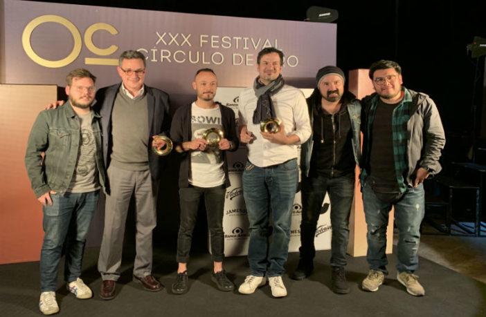 Geometry México obtiene 26 premios en El Círculo de Oro México