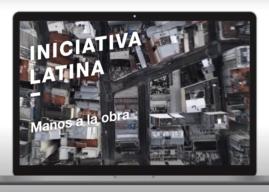 Llega la Iniciativa Latina contra el COVID-19