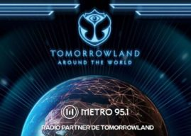 Metro 95.1 se alía con Tomorrowland Around The World 2020