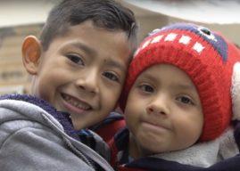 La contundente campaña que reflexiona sobre la cuarentena infantil en las cárceles mexicanas