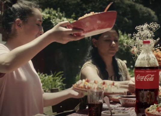 """""""The Great Meal"""", la campaña de Coca-Cola que resalta el valor de comer juntos"""