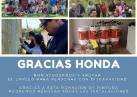 Honda Motor Argentina impulsa la inclusión laboral