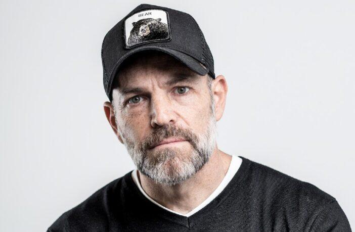 Tony Waissmann con su infaltable gorra.