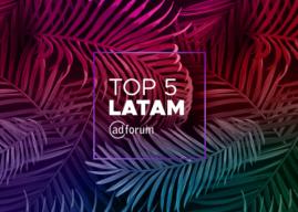 TOP 5 de Adforum: las mejores publicidades latinas de septiembre