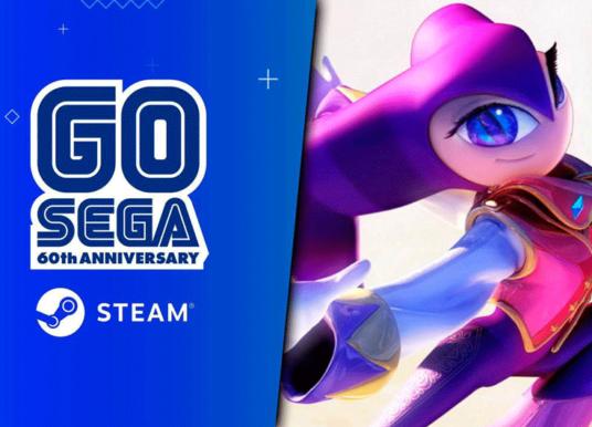 SEGA celebra su 60 aniversario con regalos para los fanáticos del gaming