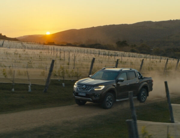 Lo nuevo de Publicis Buenos Aires para el lanzamiento de Renault Alaskan