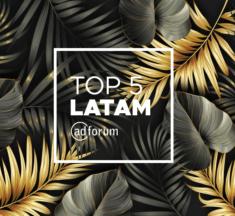 TOP 5 de Adforum: las mejores publicidades latinas del mes