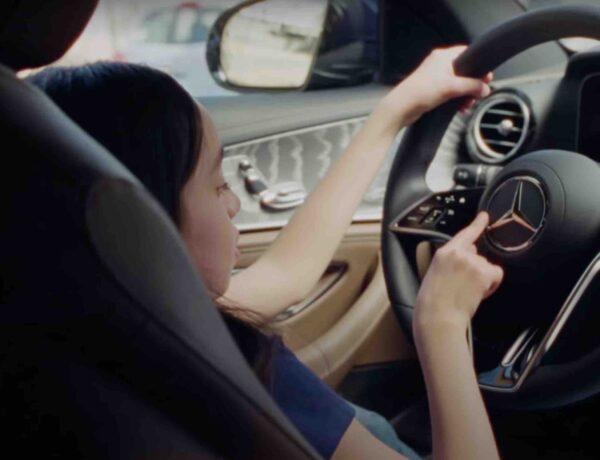 La campaña de Mercedes-Benz que da un volantazo y cuestiona estereotipos de género