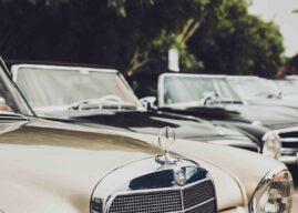 Colombia: una caravana para celebrar los 135 años de Mercedes-Benz