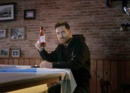 Messi le pone la firma al nuevo comercial de Budweiser
