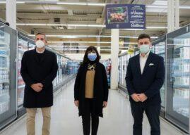 Danone Argentina, Carrefour Argentina y el Banco de Alimentos de Buenos Aires, juntos contra el desperdicio alimentario