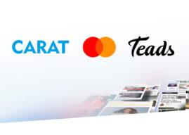 Mastercard y Teads llevan a cabo exitosamente campañas digitales sin cookies en México y Sudamérica