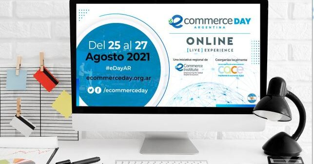 Se acerca el eCommerce Day Argentina Online [Live] Experience 2021