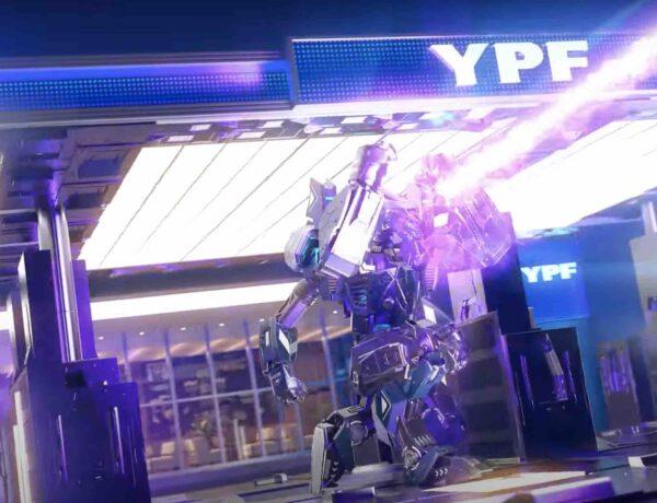 """Logro desbloqueado: YPF Serviclub y Playstation estrenan contenido """"de otro nivel"""""""