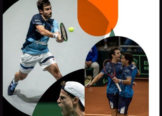 METRO 95.1, la radio oficial del equipo argentino de la Copa Davis