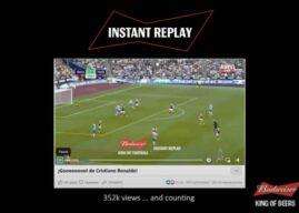 ESPN y Budweiser llevan a Facebook lo mejor del fútbol en tiempo real